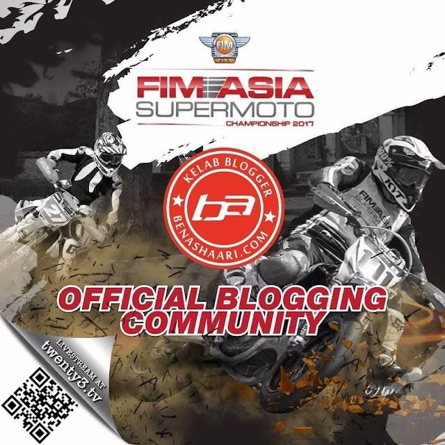 KBBA9 Sebagai Komuniti Blogger Rasmi FIM Asia 2017