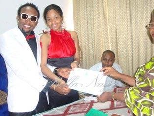 Photos: Singer Kcee's Wife Ijeoma Finally Revealed