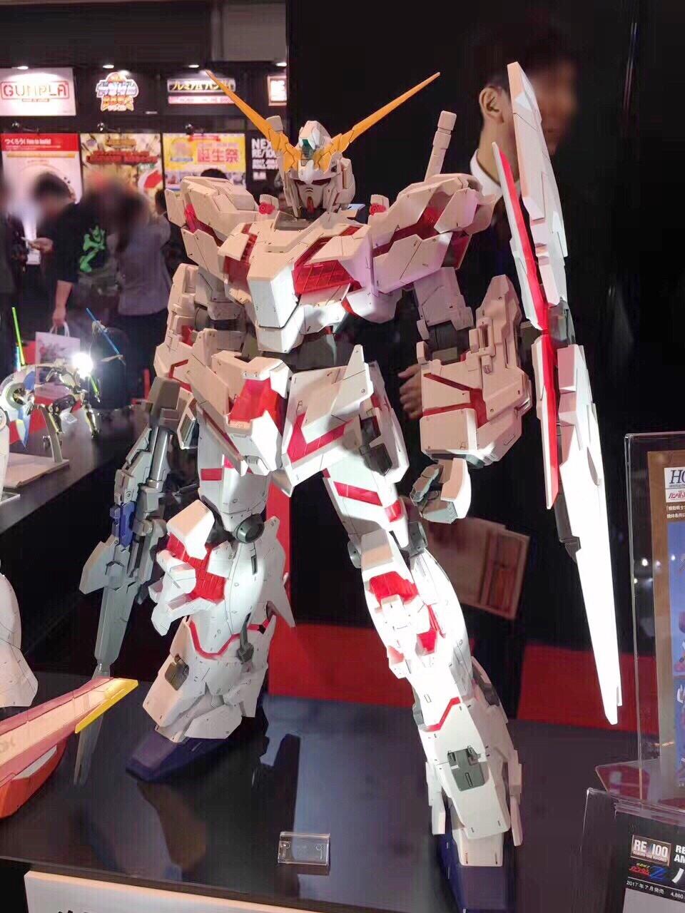 Mega Size 1/48 RX-0 Unicorn Gundam