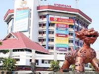 PENDAFTARAN MAHASISWA BARU (UNISBANK-SEMARANG) 2021-2022