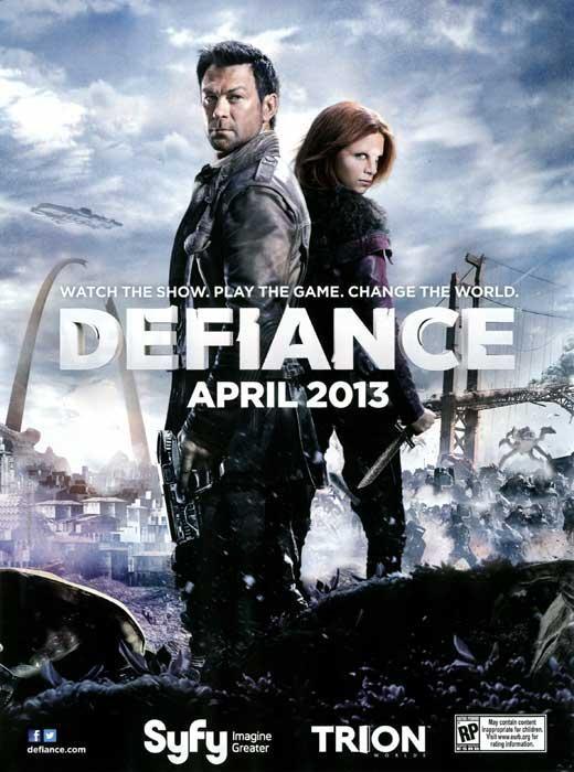 "TORONTO FILM. NET: ""Defiance"": Humans, Aliens and Military ...  TORONTO FILM. N..."