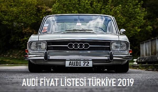 Audi Fiyat Listesi Dünyanın Dev Araba Markası Audi Türkiye 2019