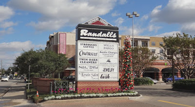 Shepherd Square Tenant List (sign at Westheimer entrance) Dec 2014