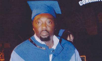 uniben graduate kidnapped father's client