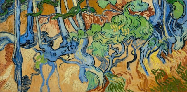 There has long been debate about which painting was van Gogh's last work, because he tended not to date his paintings.