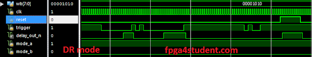 delay timer in Verilog