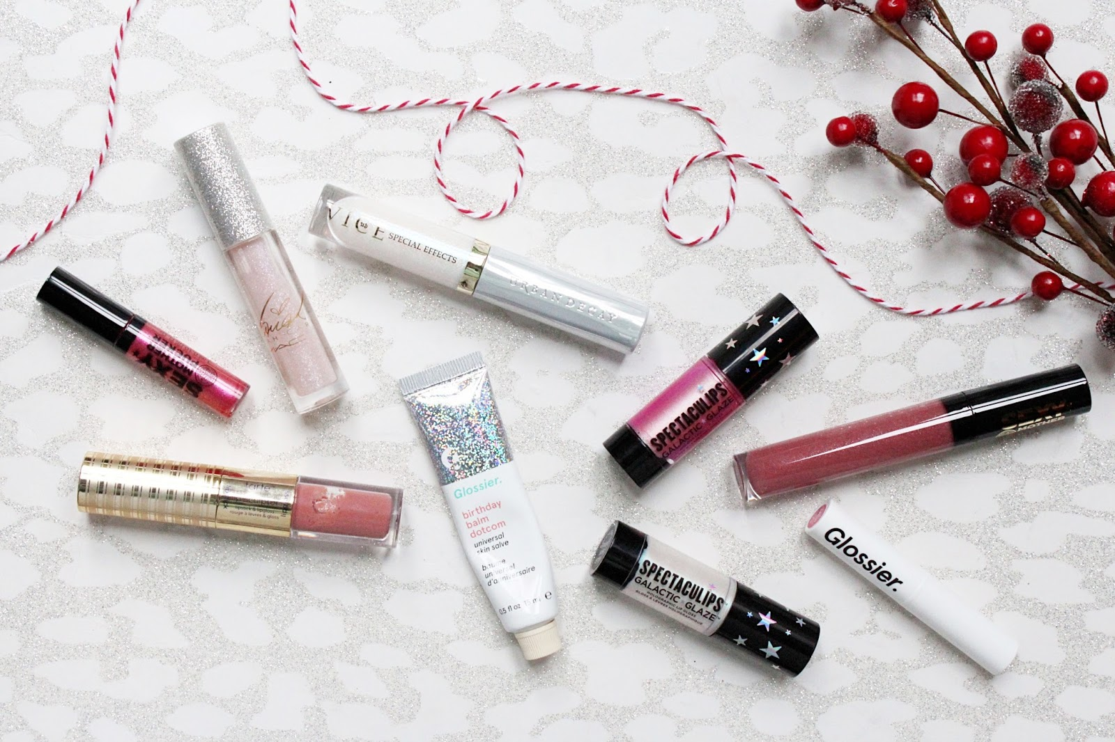 Lip Product Favourites for Christmas