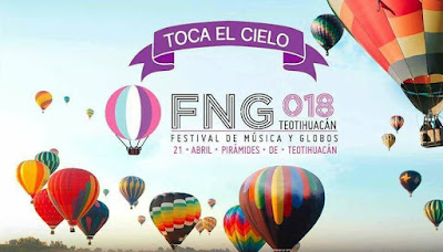 festival del globo Teotihuacán 2018c