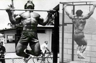 Bodybuilding Tips - Pull Ups Workout Routine For Muscle Growth