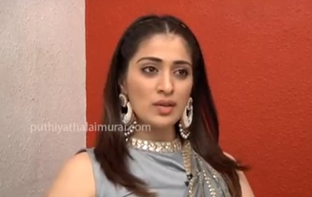 Interview with Raai Laxmi about Julie 2