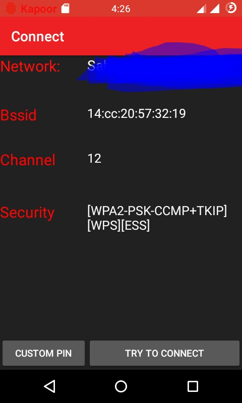 (Guide) Hacking WiFi network using Android Device - APK MOD