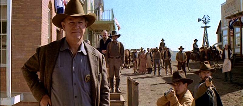 Sheriff Daggett Unforiven 1992 movieloversreviews.blogspot.com