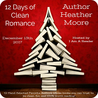 Day 9 of 12 Days of Clean Romance / Giveaway