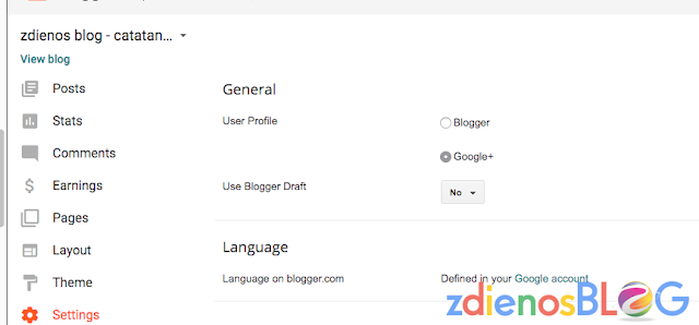 no google+ profile - Update Terbaru Google+ dan Blogger