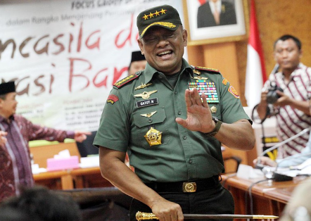 Dituding Berpolitik Soal Isu 5 Ribu Senjata, Begini Tanggapan Tegas Panglima TNI