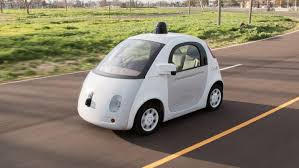 driverless car made by Google