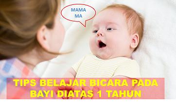 Mengatasi anak yang belum lancar bicara saat usia diatas 2 tahun.
