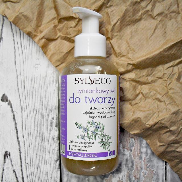Agresor | SYLVECO | Tymiankowy żel do mycia twarzy