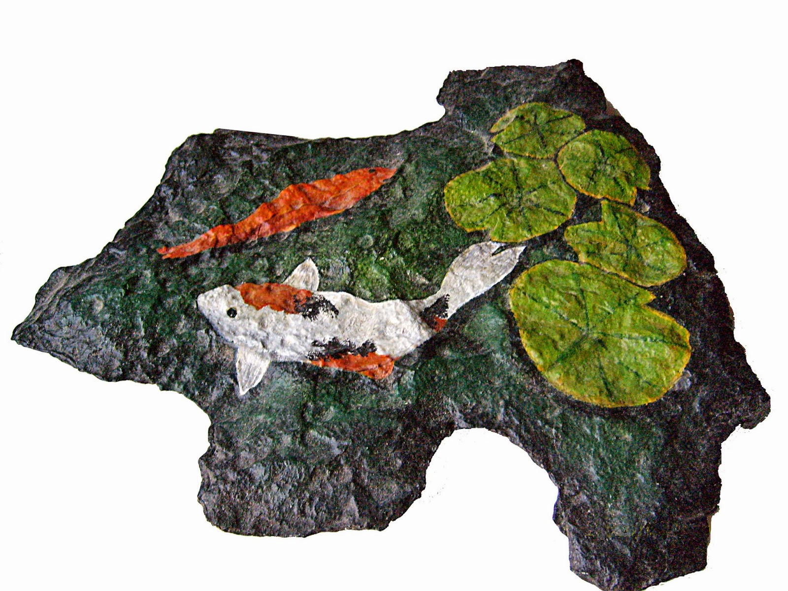 Rock Painting Ideas Slimy Critters Painted On Rocks