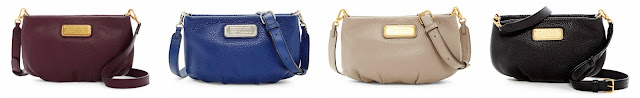 Marc by Marc Jacobs Percy Leather Crossbody $99 (reg $198)