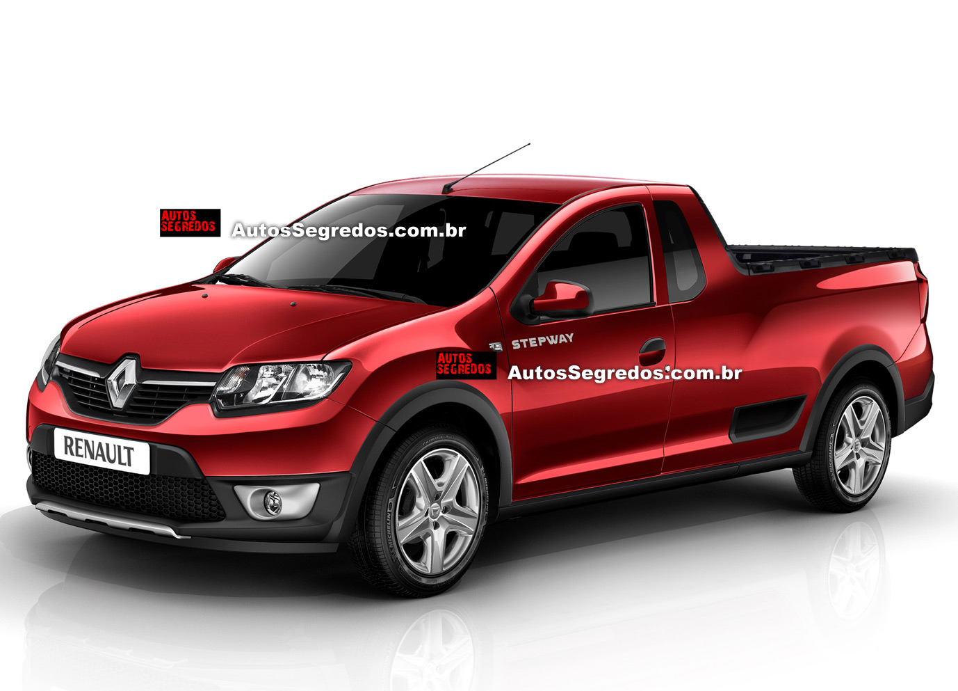 dacia logan pick up 2014 autos weblog. Black Bedroom Furniture Sets. Home Design Ideas