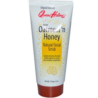 مقشر العسل للوجه