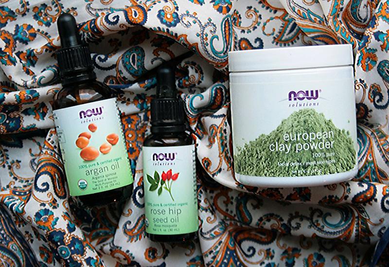 Now Foods: полностью натуральный уход за три шага