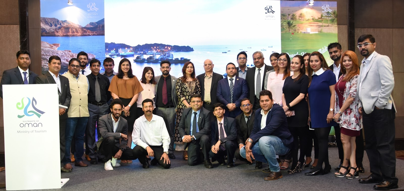 Oman Tourism along with Cox & Kings Ltd hosted Networking