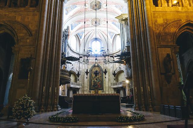 リスボン大聖堂(Sé de Lisboa)|主祭壇 (Capela-mor)
