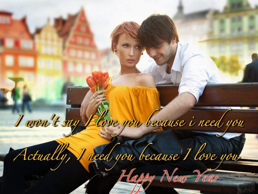Happy New Year 2016 Romantic Pictures Facebook