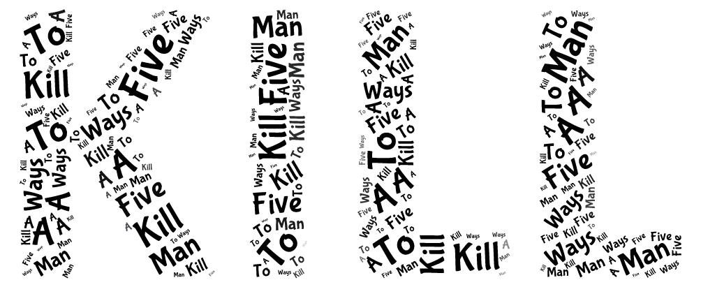 """5 Ways to Kill a Man"" by Edwin Brock Essay Sample"