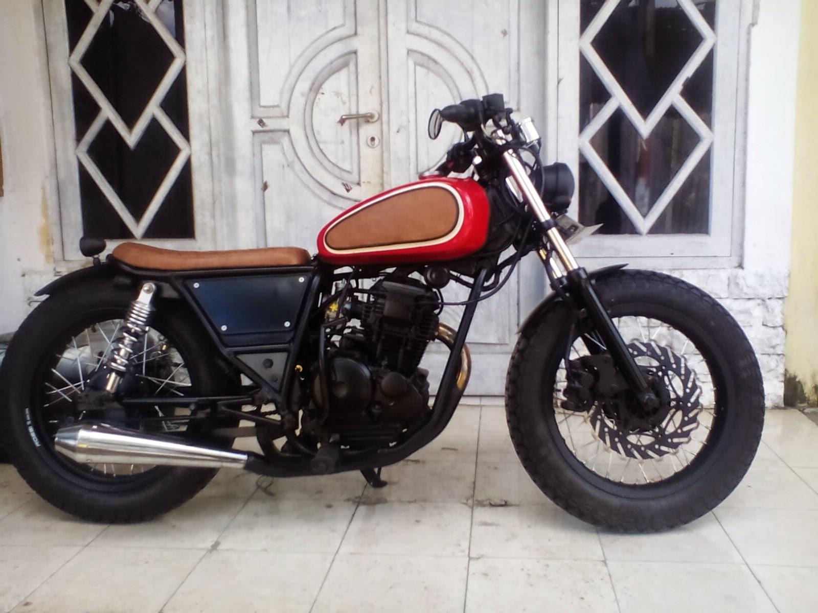 Harga Custom Motor Style Customotto