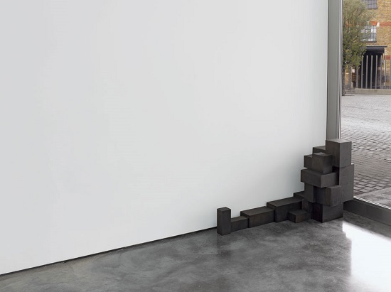 "Antony Gormley - ""Splay"", 2012. 