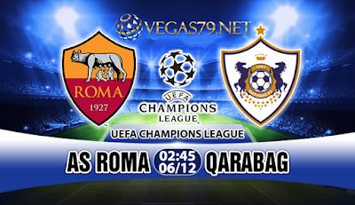 Nhận định - Soi kèo: AS Roma vs Qarabag