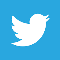 Twitter button for landing page