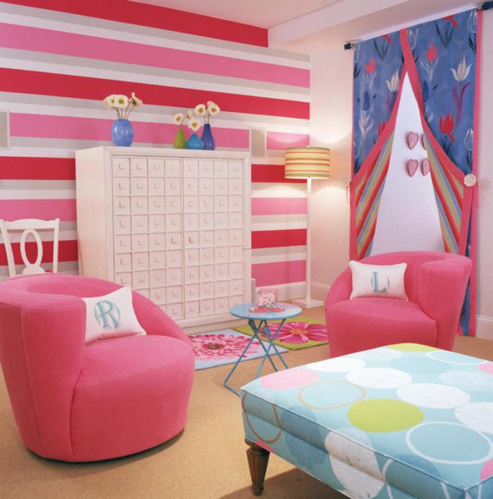 Hogares frescos 100 dise os de habitaciones para ni as - Disenos para habitaciones ...