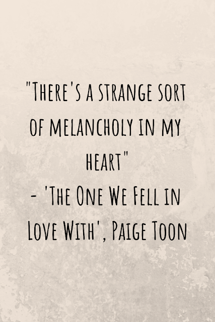 Review of 'The One We Fell in Love With' by Paige Toon