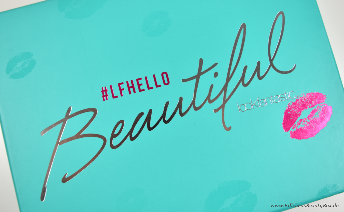 Lookfantastic Beauty Box Mai 2016 #LFHelloBeautiful