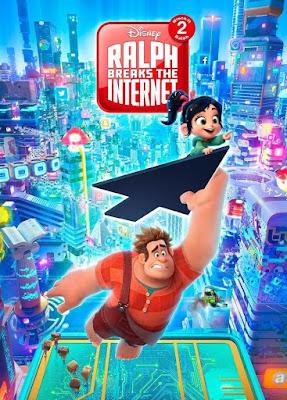 Ralph Breaks the Internet [2018] V2 *Fuente WEB-DL – Latino Final* [NTSC/DVDR- Custom HD] Ingles, Español Latino
