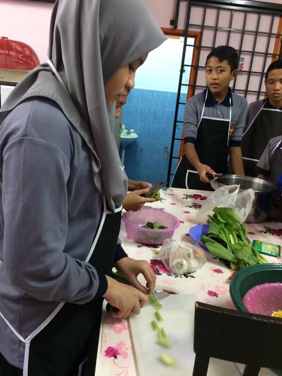 Kelas Asas Vokasional Masakan Kssm Portal Rasmi Pendidikan Khas Smk Pengkalan Chepa 2