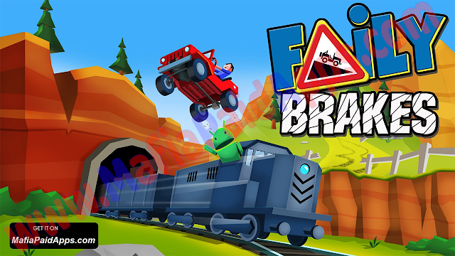 Faily Brakes 5.0 Mod (Unlocked/a lot of money) Apk for android