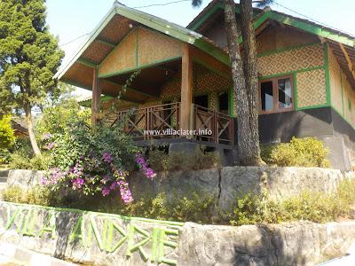 villa di ciater lembang