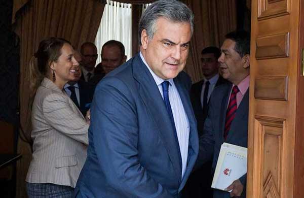 España y Venezuela rompen relaciones