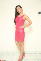 Shipra Gaur in Pink Short Tight Dress ~  Exclusive Poshoot 159.JPG
