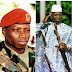 Nigeria sends 200 soldiers and one warship to assist in kicking president jameh of Gambia out of office.