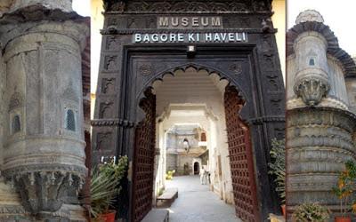 Bagor Ki Haveli, Bagor ki Haveli Museum, Bagor ki Haveli Museum in Udaipur, Heritage Sites in Udaipur, Heritage of India, Udaipur Tourist Attractions, Udaipur Tourism, Udaipur Tourist Information, Visit Udaipur, Places To Visit in Udaipur, Udaipur Tourist Guide