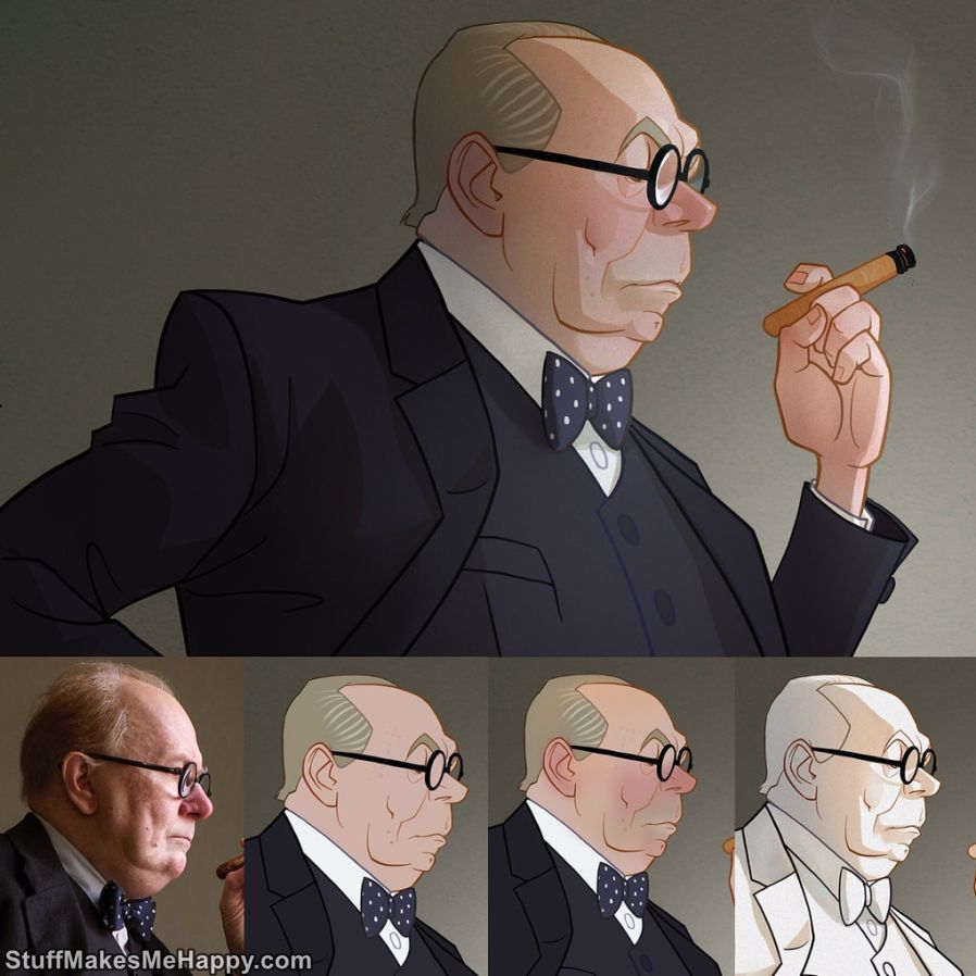 8. Winston Churchill, Dark Times