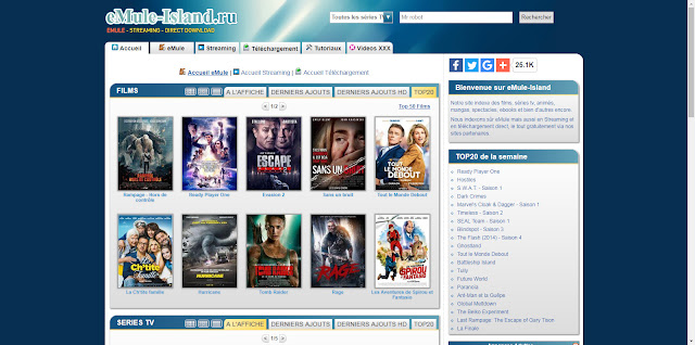 film streaming emule islande