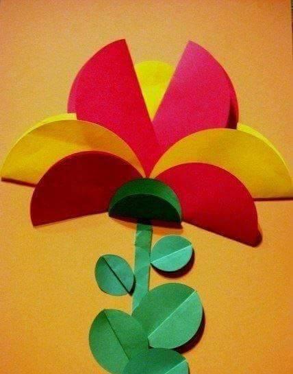 أفكار لعمل أنشطة فنية لأطفال الحضانة 11145059_16058591563