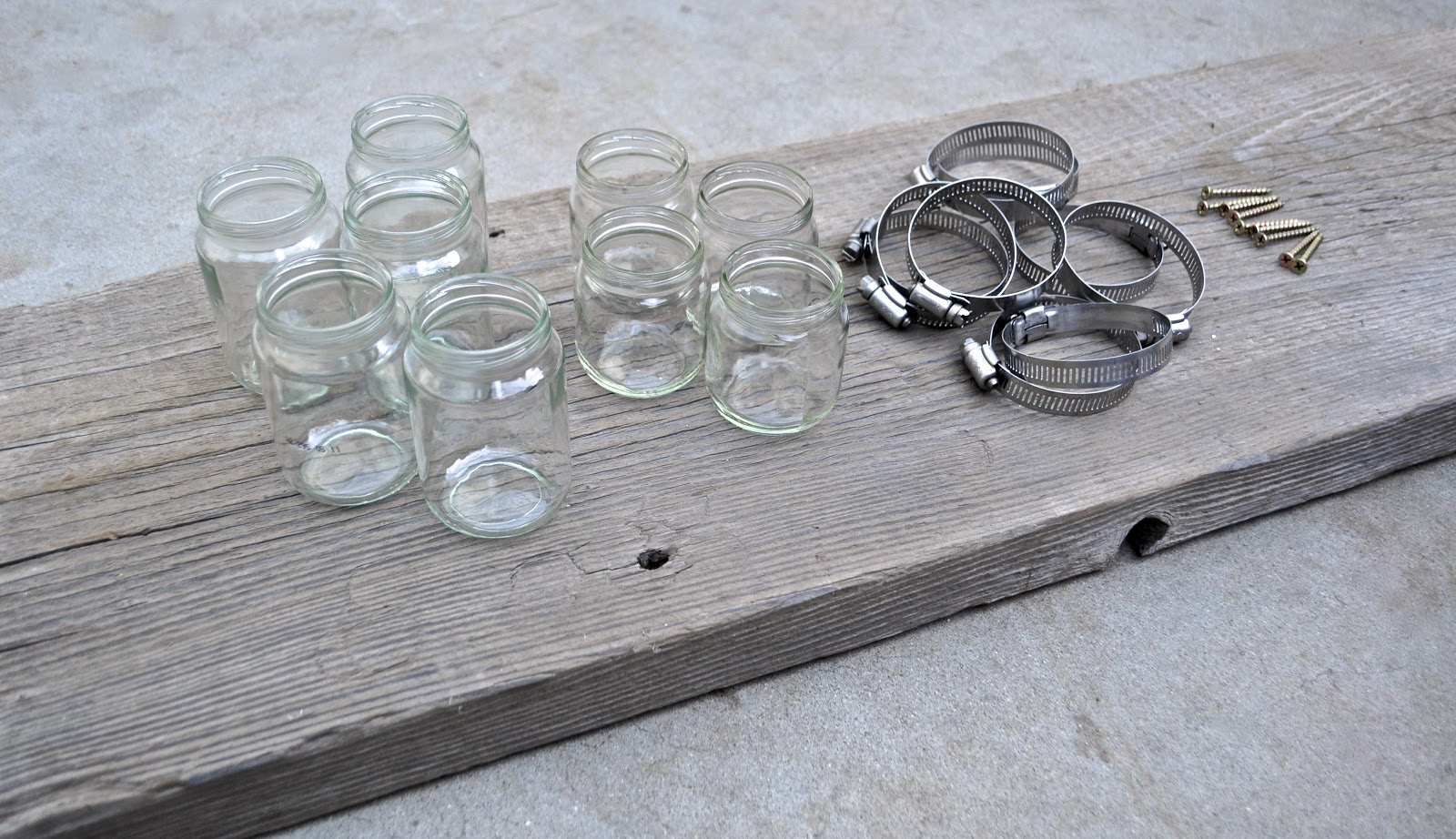 Size Two Baby Food Jars